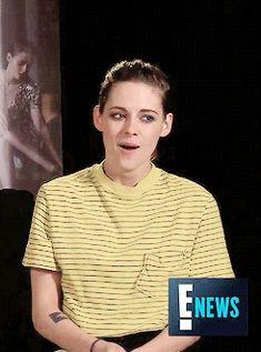 Kristen Stewart - ENews Interview