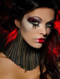 305 best crazy makeup images on pinterest artistic make up beauty