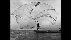 Leo Matiz: La Red o Pavo real del mar. Ciénaga Grande de Santa Marta, Colombia (1939). Foto: Cortesía Fundación Leo Matiz