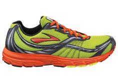 Brooks Launch: Men's lightweight running shoe in black