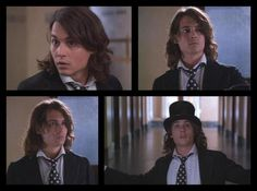 Benny and Joon Johnny Movie, Johnny Depp Movies, Benny And Joon, Young Johnny Depp, Captain Jack Sparrow, Romantic Movies, Favorite Person, Rock And Roll, Beautiful Men