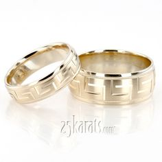 wedding comfort from laser bekkaoui fit item stainless band engrave in engraved couple engagement name heartbeat ring medical rings symbol aziz steel