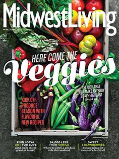 Free two year subscription to Midwest Living Magazine