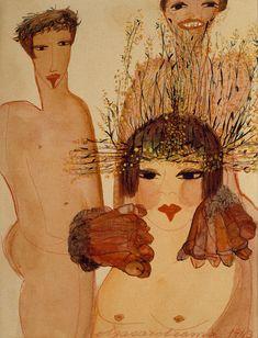 Carol Rama, Musée d'Art Moderne de la Ville de Paris