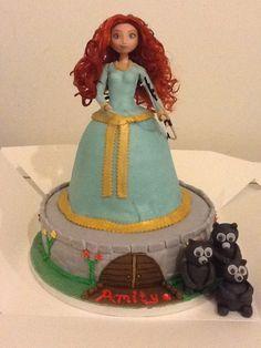 Disneys Brave Merrida! A new disney princess?