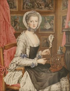 """Maria Christina, Duchess of Teschen (Maria Christina Johanna Josepha Antonia; 13 May 1742 – 24 June 1798), called """"Mimi"""", was the fourth daughter and fifth child of Maria Theresa of Austria and Francis I, Holy Roman Emperor. She was the Regent (governor) of the Austrian Netherlands in 1781–1793. She was an older sister of Marie Antoinette."""