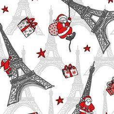 3653 Servilleta decorada Navidad