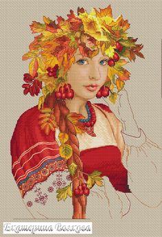 (1886) Gallery.ru / Фото #10 - Осень - appolinaria74