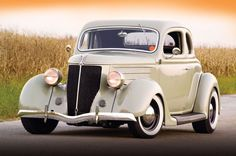 1936 Ford Coupe - Sage Advice