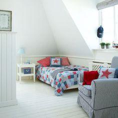 Armchair in Bedroom Interiors