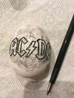Easter eggs 🥚  AC⚡️DC T Shirt Remake, Climbing Rope, Old T Shirts, Ac Dc, Easter Eggs, Craft Projects, Crafts, Ideas, Rock Climbing Rope