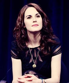 Michelle Dockery, my supposed doppelganger