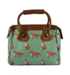 Mr Fox Bag