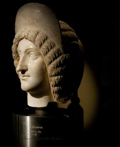 Julia Domna,  (died 217), second wife of the Roman emperor Septimius Severus (reigned 193–211) and a powerful figure in the regime of his successor, the emperor Caracalla. Julia was a Syrian (Domna being her Syrian name) and was the daughter of the hereditary high priest Bassianus at Emesa (present-day Ḥimṣ) in Syria