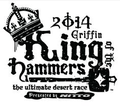 Home of the Griffin King of The Hammers Presented by Nitto Tire