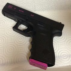 Pink glock for the women in our lives