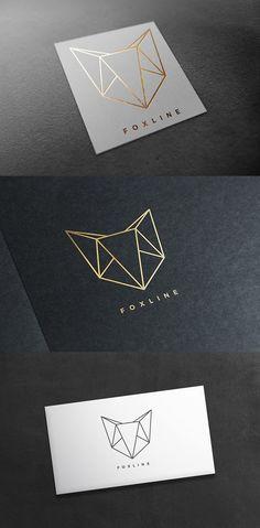 Fox Logo. Logo Templates