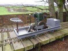 Image result for 12 1 4 gauge railway