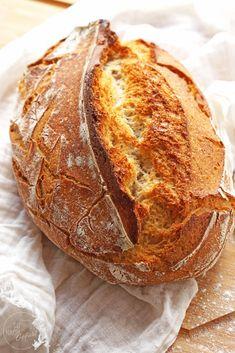 Sourdough Bread, Veggies, Food, Baguette, Recipes, Chef Recipes, Food And Drinks, Food Food, Flat Bread