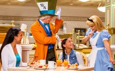 Not sure where to indulge on your next Walt Disney World vacation?  Restaurants in Disney.....