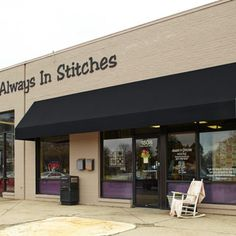There's a three-generation legacy of needle crafts atthis shop, where all  who walk through the door becomepart of a caring family.