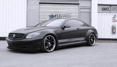 This lovely car from Famous Parts and has been dubbed the Mercedes-Benz CL 500 Black Matte Edition. Mercedes Benz Cl, Black Mercedes Benz, Matte Black Cars, Matte Cars, High End Cars, Audi Cars, Black Edition, Car Tuning, Hot Cars