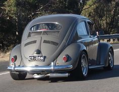 Classic VW Oval Perfection