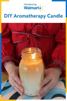 Homemade Candles, Diy Candles, Homemade Gifts, Diy Gifts, Citronella Candles, Diy Home Crafts, Diy Arts And Crafts, Crafts To Do, Diy Aromatherapy Candles