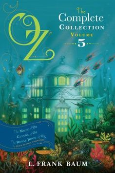 "Three more of Baum's classic Oz stories are collected in ""Volume 5"" of this new collection of three-in-one editions. Includes ""The Magic of Oz, Glinda of Oz, "" and ""The Royal Book of Oz."""