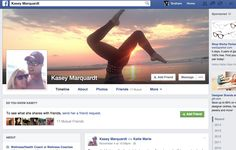 Kasey Marq, female health enthusiast. Yoga, Acrobatics Weight Loss Tips, Lose Weight, Warby Parker, Did You Know, Branding Design, Yoga, Female, Day, Health