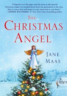 This book found me last christmas it is the Best christmas book ever! The Christmas Angel by Jane Maas <3 <3 <3
