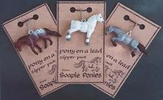 Horse Zipper Pulls - Horse Zipper Pulls, equine, equestrian, horse birthday party supplies, favors, gifts, www.HorseToysSuperstore.com