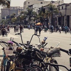 """""""The bicycles have finally taken over Colorado Blvd. It was only a matter of time :-) #discoverla #lastory #wanderlust #solotravel #budgettravel #exploresolo #ciclavia"""" Photo taken by @planettrexla on Instagram, pinned via the InstaPin iOS App! http://www.instapinapp.com (05/31/2015)"""