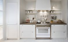 Classic kitchen with handles: SE 2002 | siematic.com