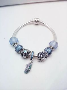 50% OFF!!! $199 Pandora Charm Bracelet. Hot Sale!!! SKU: CB01356 - PANDORA Bracelet Ideas