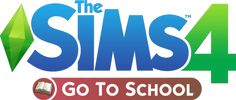 For players who have both The Sims 4 and The Sims 4 Get to Work Expansion Pack, The Sims 4 Go to School Mod Pack allows you to follow your Child and Teen Sims to school. Go to School unlocks two new...