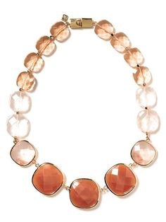 banana republic jewelry images   Gradient necklace • Banana Republic   U MUST Co-Ordinate ...