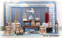 festa urso aviador - Pesquisa do Google