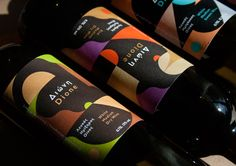 Dione Wine Collection on Packaging of the World - Creative Package Design Gallery