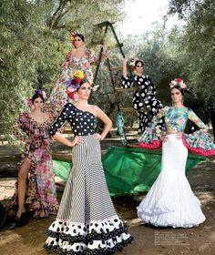 Diseños flamencos