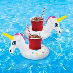Buy BigMouth Inflatable Star Unicorn Drinks Pool Float Beach Holiday Swimming Water Beach from our Paddling Pools & Ball Pools range at Tesco direct. We stock a great range of products at everyday prices. Ibiza Pool Party, Party Drinks, Cocktails, Party Favors, Unicorn Inflatable, Yellow Octopus, Party Inflatables, Pool Floats, Party Props