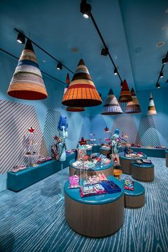 Pedder on Scotts   Retail / Singapore / 2015  Singapore Gardens and Green Fields / Singapore / 2015