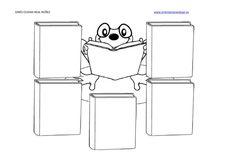 Organizador - rana