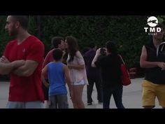 Kissing Picture Prank,2019 Kissing Pranks, Kiss Pictures, Funny Pranks, Viral Videos, Kissing Pics, Funny Jokes, Kiss Images, Pranks, Funny Puns