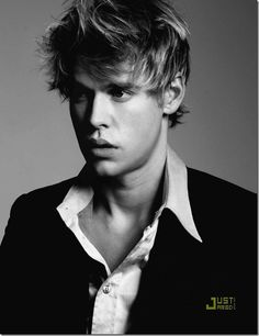 Chord Overstreet..so cute..trouty mouth and all