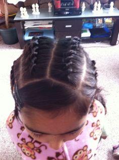 twist braid (front)