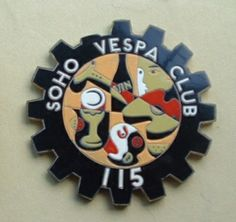 Soho Branch 115 | The Vespa Club of Britain Forum