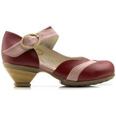 Dream Red- Fluevog shoes  Sold at http://www.soledevotion.com