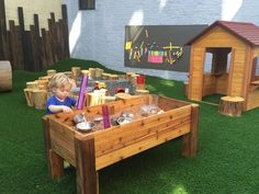 Brooklyn's Norman & Jules Toy Shop Opens a New Green Outdoor Play Space for Tots