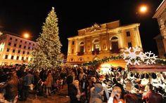 LUGANO  - 14.12.2014 to 24.12.2014. Times: 11.00 – 19.00 / 24.12. to 17.00